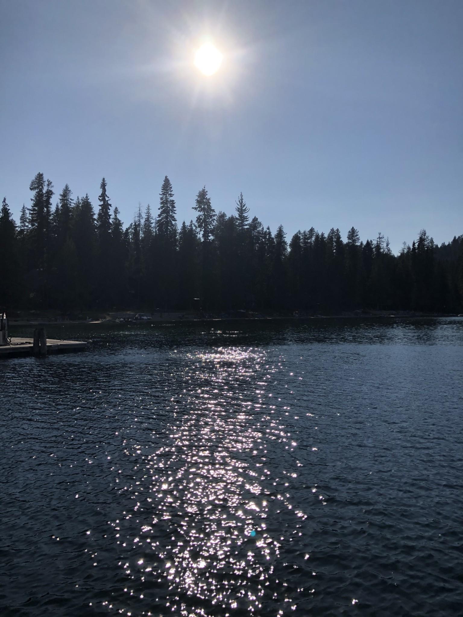 Luby Bay, Priest Lake (Ben Stein) spectator.org