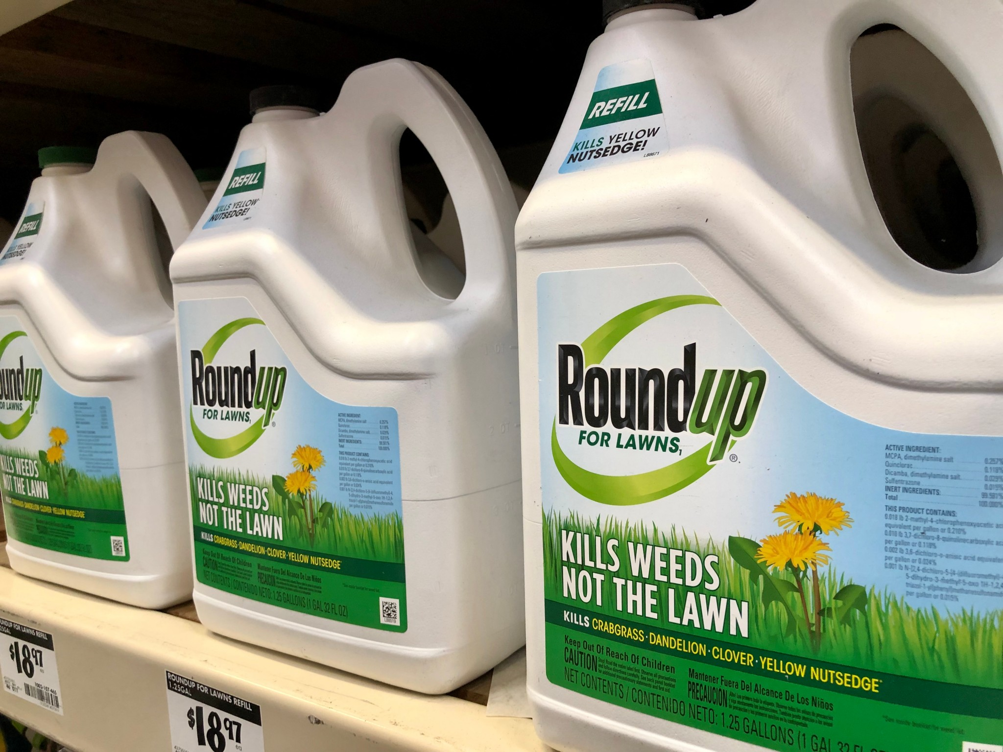 Bayer Yanks the World's Most Valuable Herbicide from American Shelves   The American Spectator   USA News and PoliticsThe American Spectator   USA News and Politics