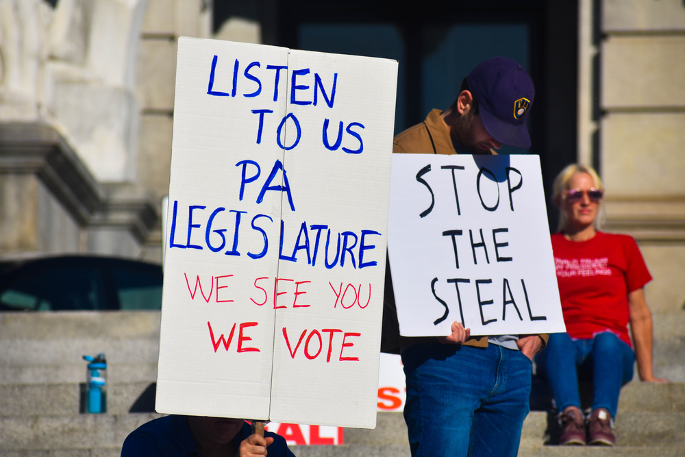 PA Lt. Gov. Lies to TX Legislators About Voter Fraud in His State | The American Spectator | USA News and PoliticsThe American Spectator | USA News and Politics