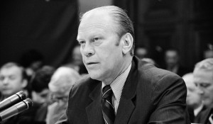 Gerald Ford in 1974 (Library of Congress/Wikimedia Commons)