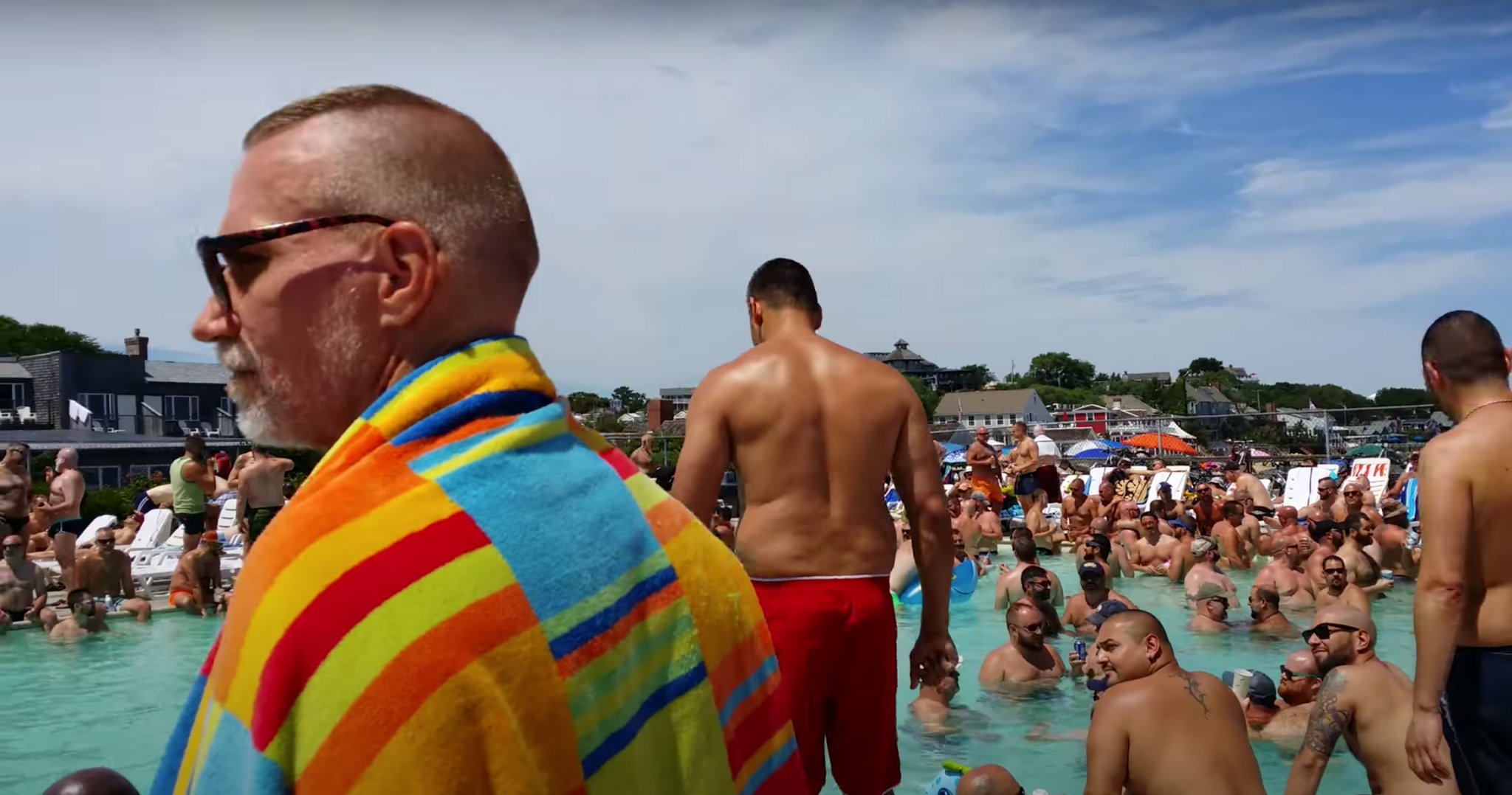 The Gay Festival Behind the CDC's New Mask Guidelines | The American Spectator | USA News and PoliticsThe American Spectator | USA News and Politics