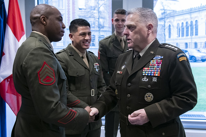 General Milley and the Arrogance of Power   The American Spectator   USA News and PoliticsThe American Spectator   USA News and Politics